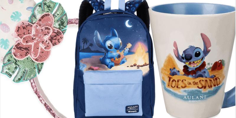 stitch aulani merchandise