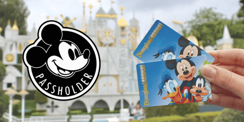 WDW Annual Pass Header Image