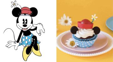 vintage minnie cupcakes header
