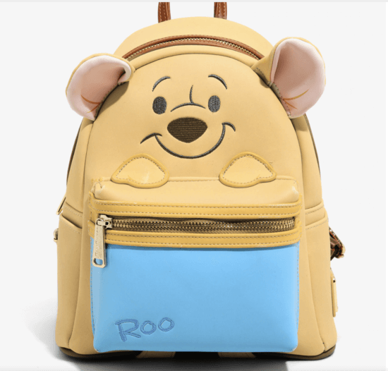 loungefly roo backpack