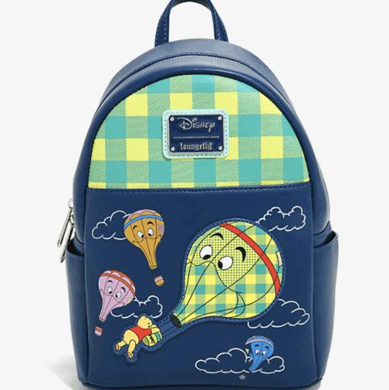 winnie the pooh mini backpack