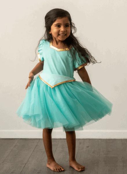 The Arabian Princess Dress