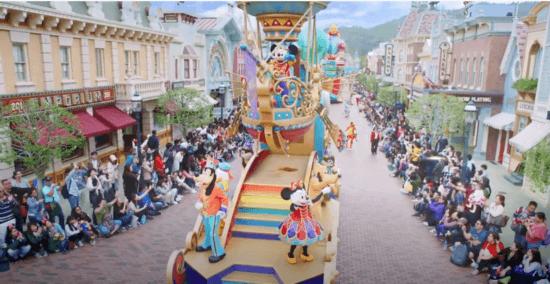 Flight of Fantasy Parade