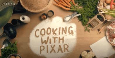 Cooking With Pixar' Series