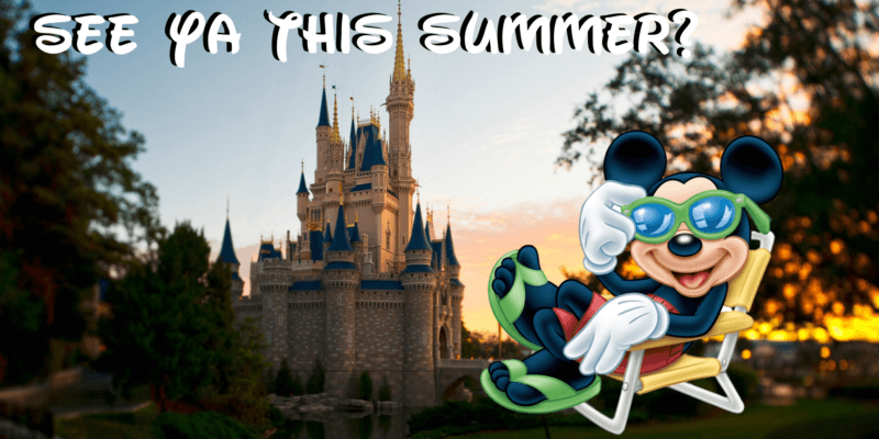 Op-Ed: Three Reasons Why the Walt Disney World Resort Might Open This Summer