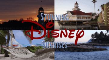 disney sunrise series