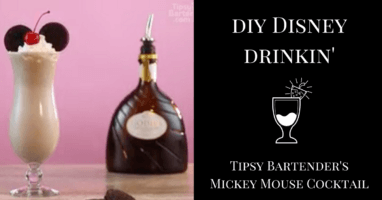 Mickey Mouse COCKTAIL
