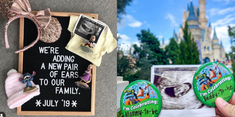 Remember, have fun with the idea of your pregnancy announcement. Make it funny and make a statement