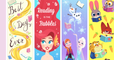 Disney reading