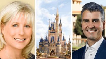Disneyland and Disney World Presidents heartwarming message