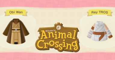 Animal Crossing Star Wars Outfits