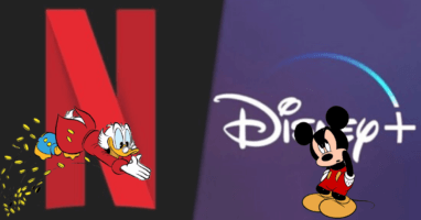 Netflix worth more than Disney