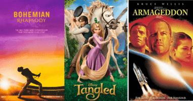 Disney Movie Digital Flash Sale