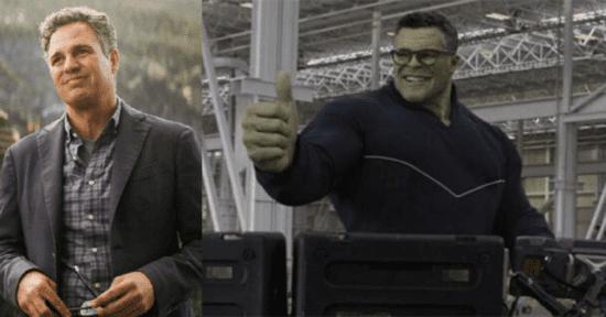 Mark Ruffalo Hulk Movie