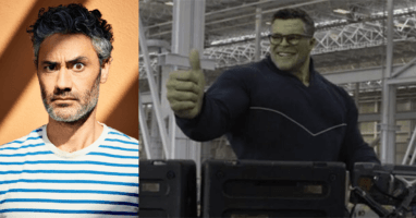 Taika Waititi Mark Ruffalo Professor Hulk Movie