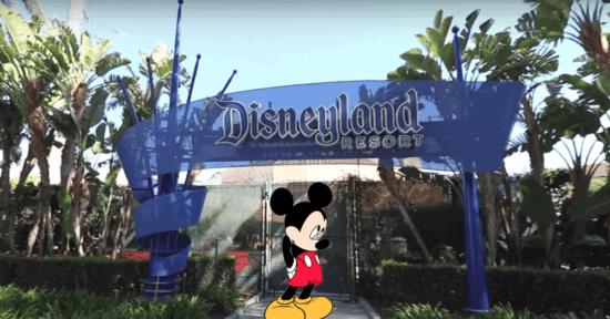 Closed Disneyland Video