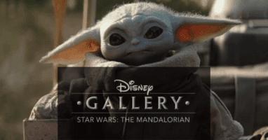 The Mandalorian Documentary trailer