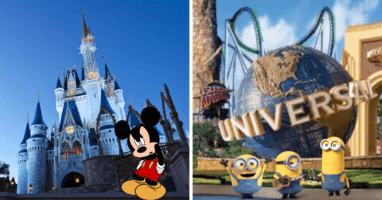 Why Universal is more popular than Disney?