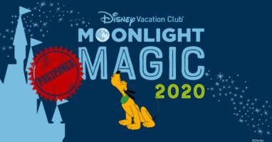 DVC Moonlight Magic event registration postponed