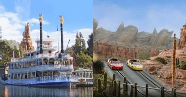 Downloadable Scenes from Disneyland