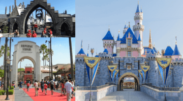 governor newsom guidelines disney and universal reopening