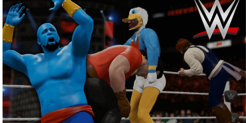 Disney WWE