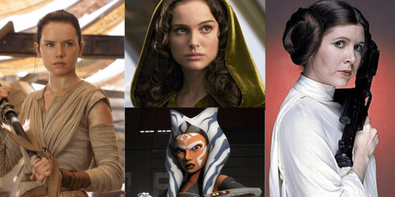 """Female-Centric """"Star Wars"""" Series Coming to Disney+"""