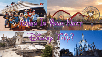 Disney Fans Continue to Plan Vacations