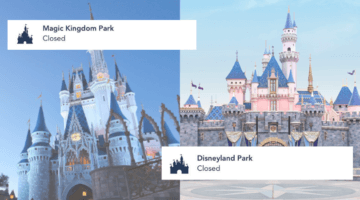 disney world disneyland park hours schedule removed
