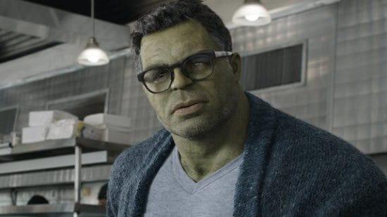 Mark Ruffalo as Professor Hulk, Avengers: Endgame