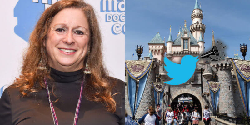 Abigail Disney and Disneyland