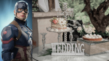 married to captain america
