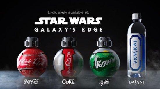 coca cola star wars ad