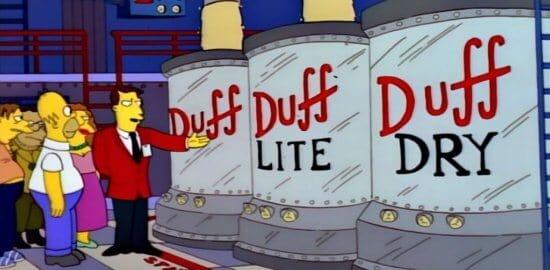 Duff gag Disney+