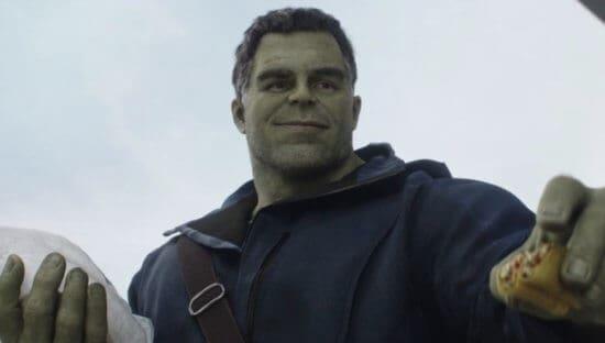Professor Hulk, Avengers: Endgame