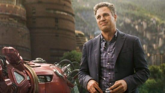 Mark Ruffalo, Avengers: Infinity War