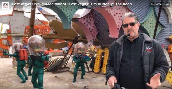 Virtually Visit Lost Vegas