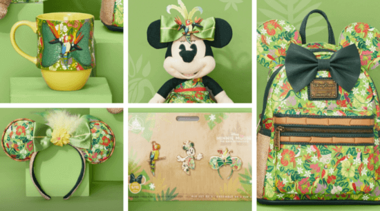 Minnie Mouse Collection for May 2020