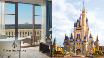 Four Seasons Orlando Magic Kingdom
