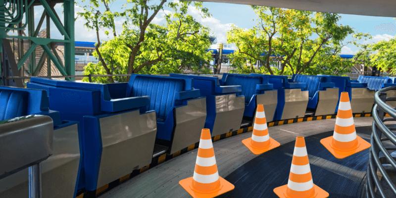 Peoplemover cones