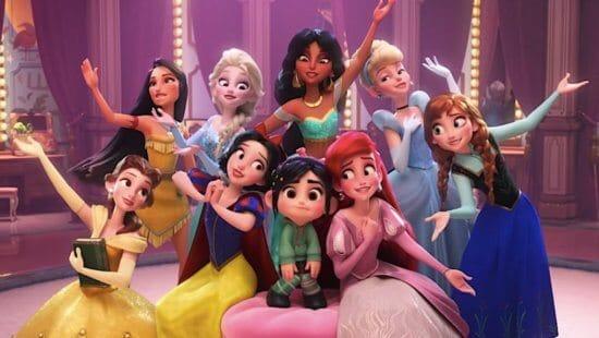 princess sing along header