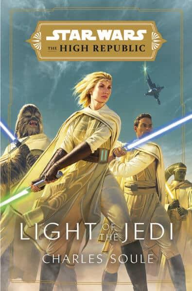 """Star Wars The High Republic: Light of the Jedi"""