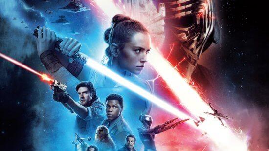 star wars the rise of skywalker promotional image