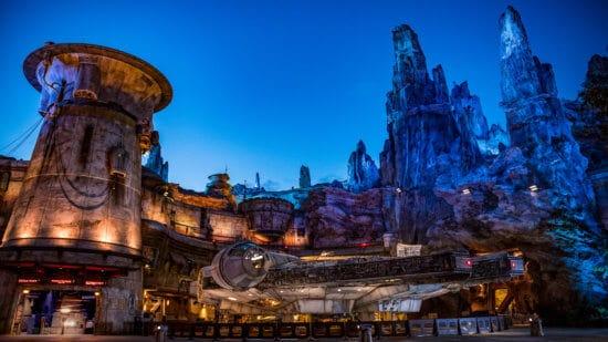 Moonlight Magic at Disney's Hollywood Studios