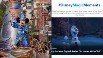 Magic Happens Parade/ At Home With Olaf
