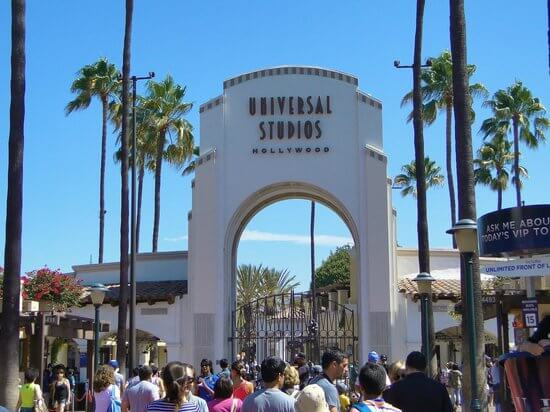 Universal Hollywood Arch
