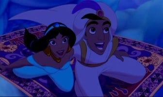 whole new world animated aladdin
