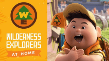 Wilderness Explorers at Home