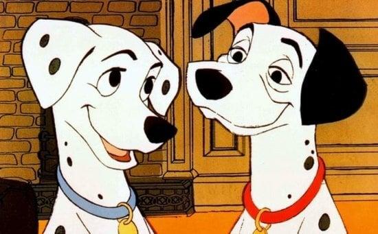 101 Dalmatians disney animated classics