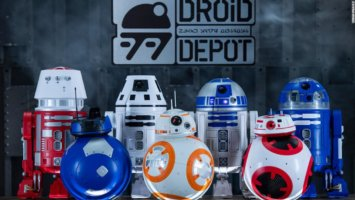 Droids from Droid Depot